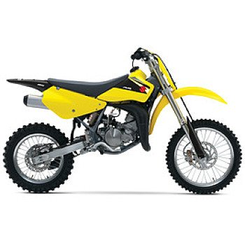 2016 Suzuki RM85 for sale 200572352