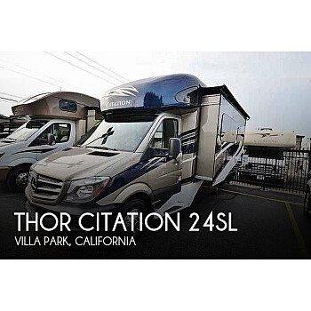 2016 Thor Citation for sale 300231550