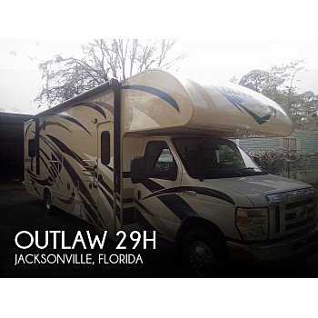 2016 Thor Outlaw 29H for sale 300292665