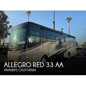 2016 Tiffin Allegro Red for sale 300223806