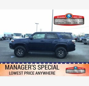 2016 Toyota 4Runner 4WD for sale 101205736