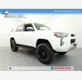 2016 Toyota 4Runner 4WD for sale 101216852