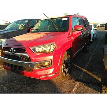 2016 Toyota 4Runner 4WD for sale 101244586