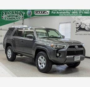 2016 Toyota 4Runner 4WD for sale 101245225