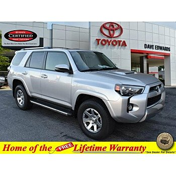 2016 Toyota 4Runner 4WD for sale 101257941