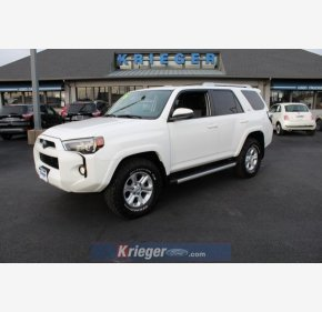 2016 Toyota 4Runner 4WD for sale 101260349