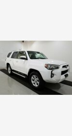 2016 Toyota 4Runner 4WD for sale 101261719