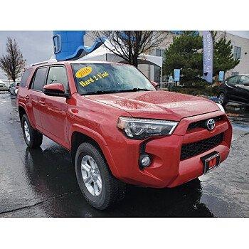 2016 Toyota 4Runner for sale 101406261