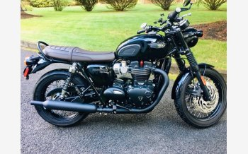 2016 Triumph Bonneville 1200 T120 for sale 200803266