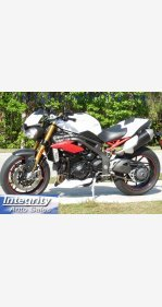 2016 Triumph Speed Triple R w/ ABS for sale 200893812