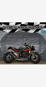 2016 Triumph Speed Triple R w/ ABS for sale 200929522