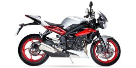 2016 Triumph Street Triple Rx specifications