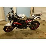 2016 Triumph Street Triple for sale 200580370