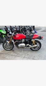 2016 Triumph Thruxton R for sale 200799001