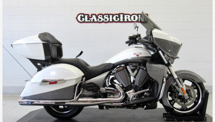 2016 Victory Cross Country for sale 200934321