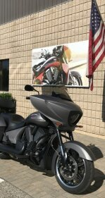 2016 Victory Cross Country for sale 200938080