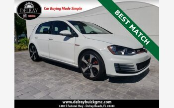 2016 Volkswagen GTI for sale 101338706