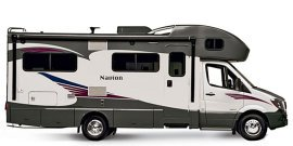 2016 Winnebago Navion 24M specifications