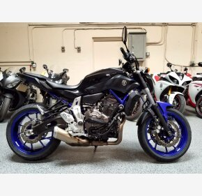 2016 Yamaha FZ-07 for sale 200646494