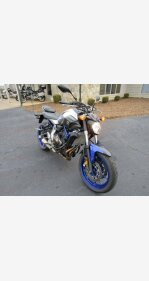 2016 Yamaha FZ-07 for sale 200702844