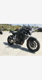 2016 Yamaha FZ-07 for sale 200717732