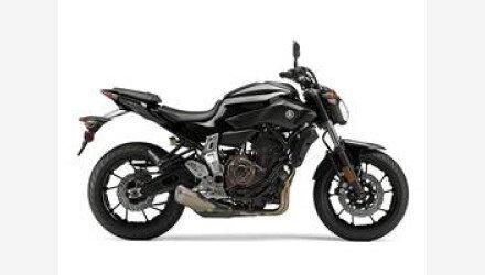 2016 Yamaha FZ-07 for sale 200729248