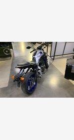 2016 Yamaha FZ-07 for sale 200821622