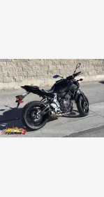 2016 Yamaha FZ-07 for sale 200855481