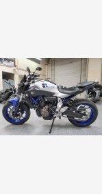 2016 Yamaha FZ-07 for sale 200972513