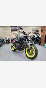2016 Yamaha FZ-07 for sale 201038129
