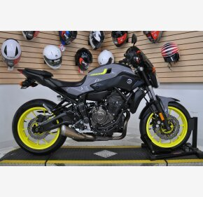 2016 Yamaha FZ-07 for sale 201074994