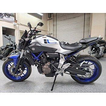 2016 Yamaha FZ-07 for sale 201089639