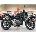 2016 Yamaha FZ-07 for sale 201161503