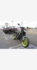 2016 Yamaha FZ-09 for sale 200673286