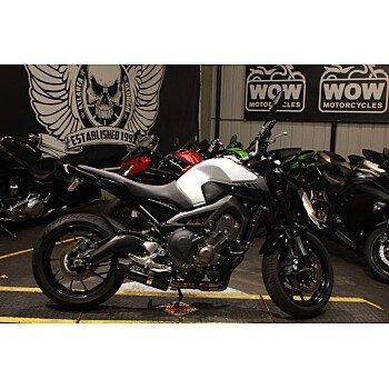 2016 Yamaha FZ-09 for sale 200859964