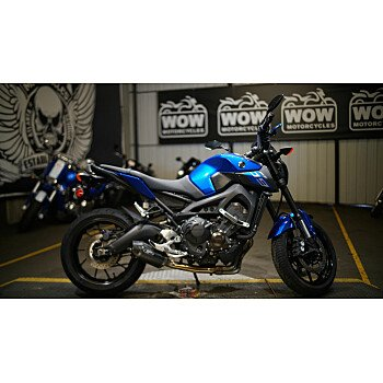 2016 Yamaha FZ-09 for sale 200926450