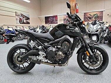 2016 Yamaha FZ-09 for sale 201036772