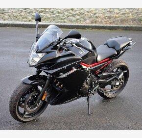 2016 Yamaha FZ6R for sale 201055324