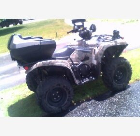 2016 Yamaha Grizzly 700 for sale 200613781