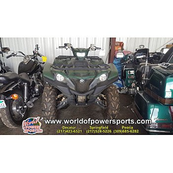 2016 Yamaha Grizzly 700 for sale 200719322