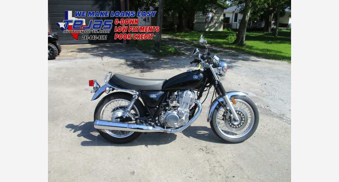 2016 Yamaha SR400 for sale 200629124