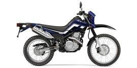 2016 Yamaha XT225 250 specifications