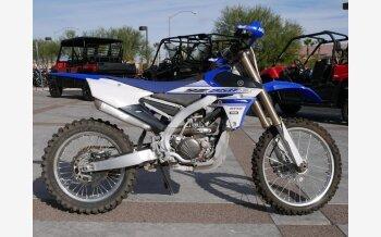 2016 Yamaha YZ250F for sale 200654219