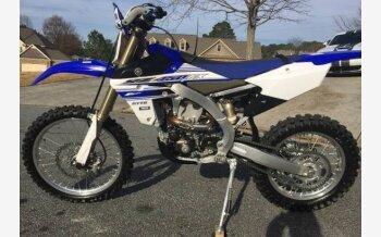 2016 Yamaha YZ450F for sale 200518758