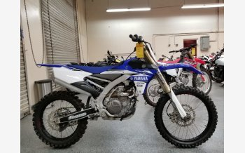 2016 Yamaha YZ450F for sale 200627891