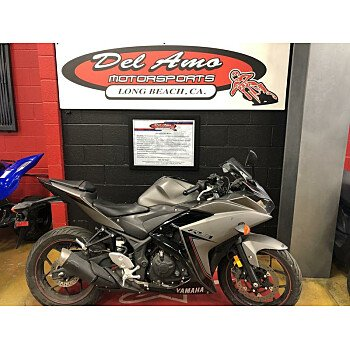 2016 Yamaha YZF-R3 for sale 200759567