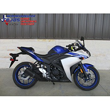 2016 Yamaha YZF-R3 for sale 200774923