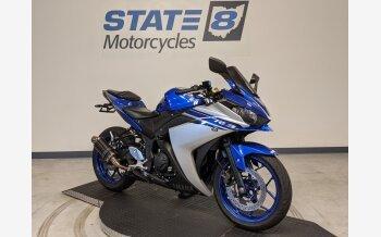 2016 Yamaha YZF-R3 for sale 201120769