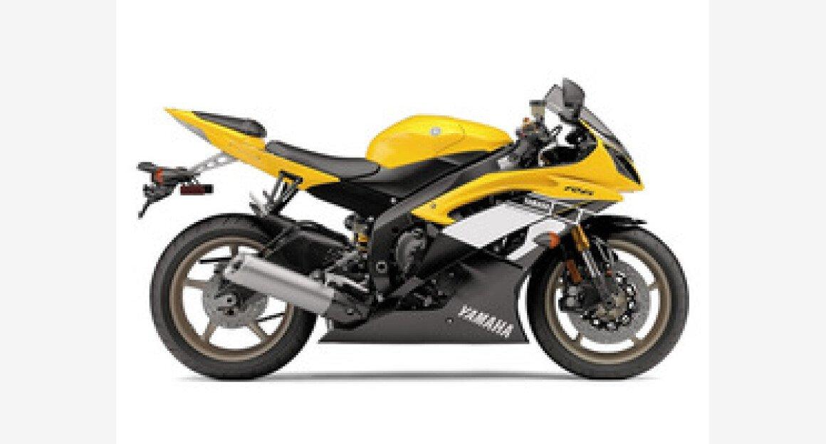 2016 Yamaha YZF-R6 for sale 200555102