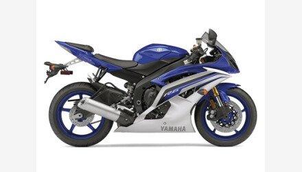 2016 Yamaha YZF-R6 for sale 200483714